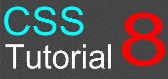 CSS Tutorial for Beginners – 08 – Font Family