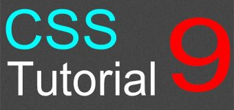 CSS Tutorial for Beginners – 09 – The Font Weight Property