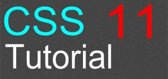 CSS Tutorial for Beginners – 11 – Text-decoration property