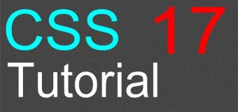 CSS Tutorial for Beginners – 17 – CSS Box Model Part 1