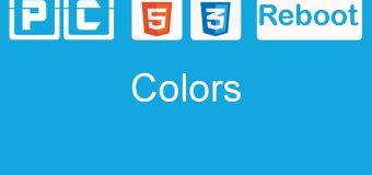 HTML5 and CSS3 beginners tutorial 19 – working with colors