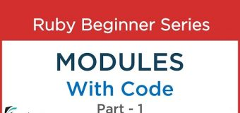 #27 Ruby Tutorials : Module concept and its codes