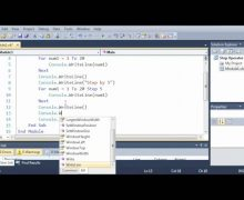 Visual Basic Tutorial – 27 – Step Operator