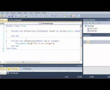 Visual Basic Tutorial – 47 – Coercion